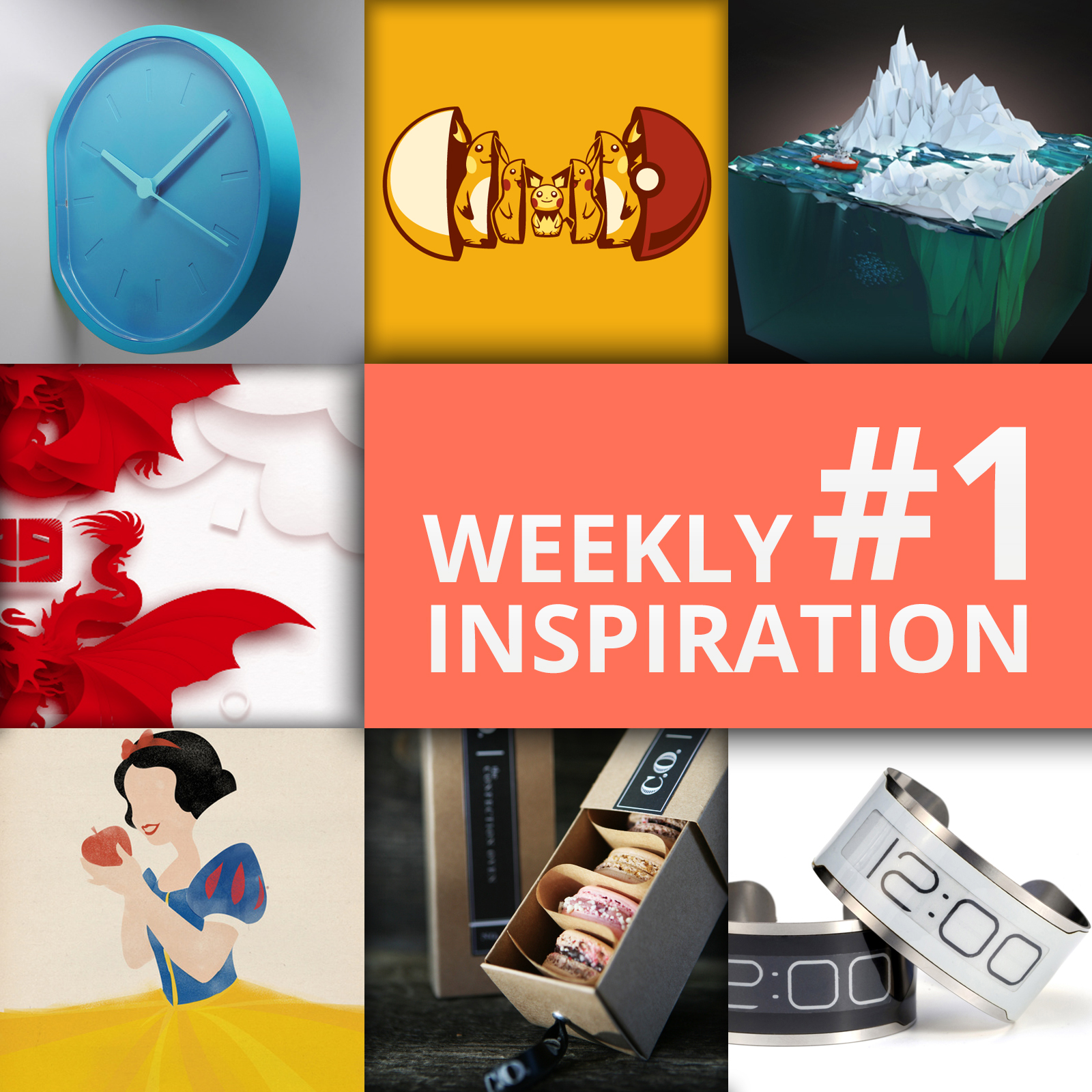 Weekly Inspiration #1