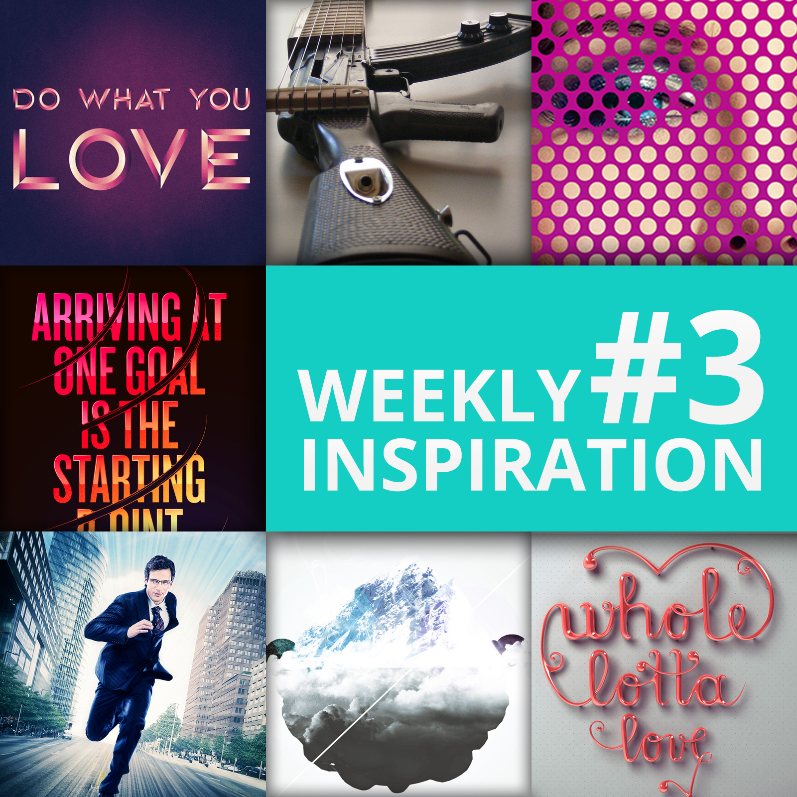 Weekly Inspiration #3