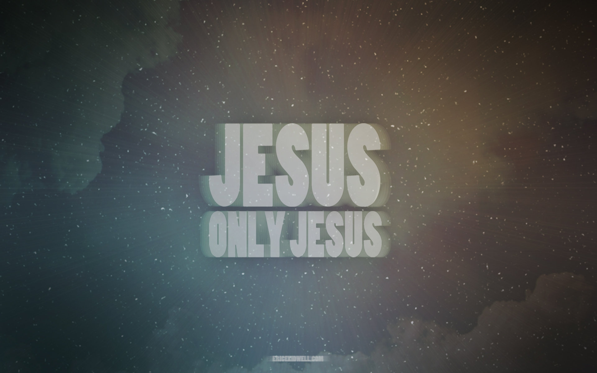 Jesus Only Jesus – FREE Download